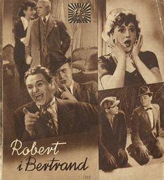 1938 - Dymsza Adolf, Bodo Eugeniusz, Robert i Bertrand