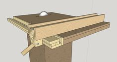 In this instructable you will see how I created the easiest, steadiest, strongest fully functional homemade table saw fence system. It's really simple and I think that anyone can build it, in no time! Circular Saw Reviews, Best Circular Saw, Table Saw Fence, Diy Table Saw, Cardboard Furniture, Art Furniture, Furniture Design, Timber Furniture, Homemade Tables