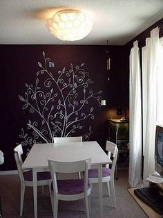 art I could actually do.. especially since I have 2 chalk board walls in my house.