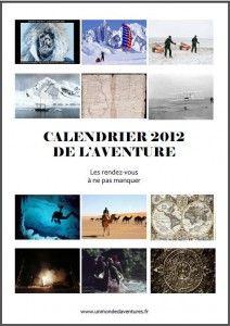 Calendrier 2012 de l'Aventure