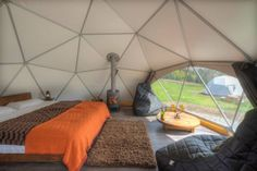 In pictures: Scotland's top 'glamping' locations - Scotland Now