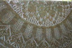 Ravelry: Evenstar Shawl pattern by Susan Pandorf