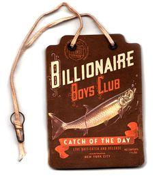 Billionaire Boys Club Fall 12 on Behance