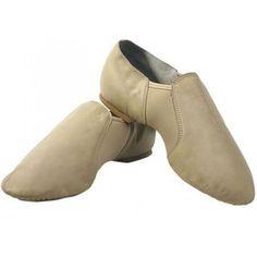 Sansha Little Girls Tan Jazz Leather Split Sole Dance Shoes, Girl's, Size: 2 Kids, Brown Jazz Shoes, Slip On Shoes, Dance Shoes, Jazz Hip Hop, Hip Hop Dance, Little Girl Shoes, Little Girls, Hip Hop Shoes, Active Wear