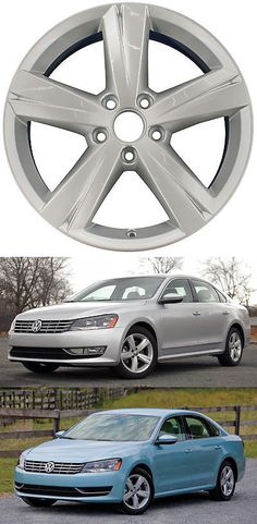 auto parts - general: Brand New Set Of 4 17 Alloy Wheels Rims For 2012-2015 Vw Passat -> BUY IT NOW ONLY: $399 on eBay!