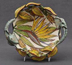 Ardmore Ceramics - possible altered slab?