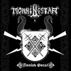 "MORNINGSTAR ""Finnish Metal"" [LP, 2004]"
