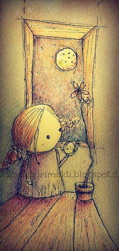 Claudia Grimaldi Illustratrice: Benvenuti!