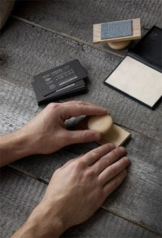 black craft card