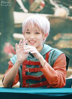 WinWin my love from NCT 127 Love You bae  (he's Chinese by the way)