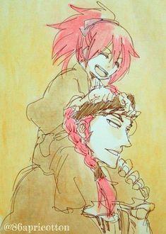 Renji y Ichika Bleach Renji, Ichigo Y Orihime, Bleach Fanart, Bleach Anime, Renji Abarai, Soul Eater, Awesome Anime, Anime Love, Anime Manga