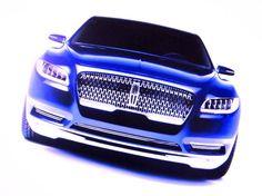 """Lincoln Continental"" by Dietmar Scherf #cars #Warhol #garage #dealership #Lincoln #luxury #Americana"