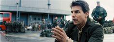 Tom Cruise è Bill Cage in #EdgeOfTomorrow al cinema nel 2014!