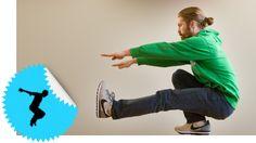 How to Pistol Squat - 4 Beginner Progression Steps - Tapp Brothers