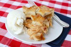 Star Spangled Apple Pie Recipe on Yummly
