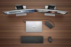 HP Chromebook 13, à la conquête des professionnels - http://www.frandroid.com/marques/hp/356087_hp-chromebook-13-a-lassaut-entreprises  #ChromeOS, #HP