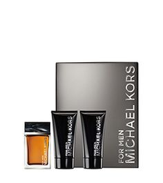 Michael Kors For Men Jet Set Essentials Gift Set Michael Kors Jet Set, Michael Kors Gifts, Michael Kors Men, Perfume, After Shave Balm, Smell Good, Modern Man, Body Wash, Sophisticated Style