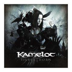 """L'album dei #Kamelot intitolato """"Silverthorn""""."""