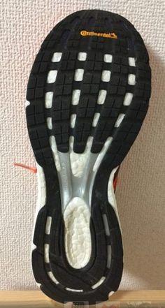 photo Adidas Adizero Boston boost 2 sole Nike Free, Running Shoes, Boston, Adidas, Runing Shoes