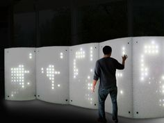 Interactive Lighting  #lighting