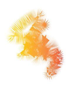 #illustration #energy #graphicdesign #draw #orange #yellow #color #line