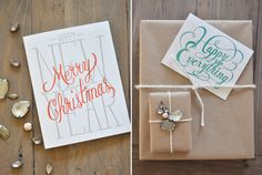 Wednesday holiday cards