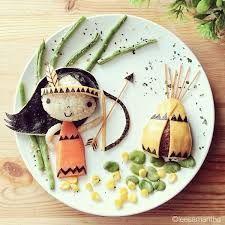 Afbeeldingsresultaat voor food art