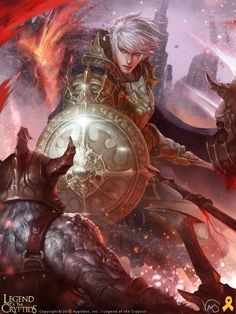 Kai Fine Art is an art website, shows painting and illustration works all over the world. Fantasy Male, Fantasy Warrior, Fantasy World, Character Portraits, Character Art, Character Design, Fantastic Art, Fantasy Artwork, Fantasy Creatures
