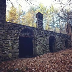 ROAD TRIP WORTHY: Enchanting Castle Ruins in the New Hampshire Woods Will Amaze You