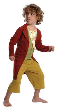 Buy Bilbo Baggins fancy dress costume. Get cheap boys Hobbit costumes from the largest online retailer. Shop Bilbo Baggins costumes for quick same day despatch.