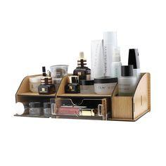 wooden make up organizer - Google Search
