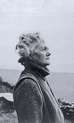 Daphne Du Maurier author of Rebecca ( later a Hitchcock film ) amongst other works. Rebecca is my namesake x
