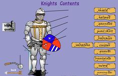 Teaching Castles | KS1 | Castles | Learning | Knights - TeachingCave.com