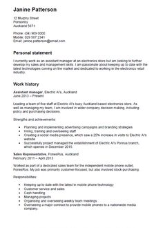 Tamu 4 Resume Examples Pinterest Sample Resume Resume And