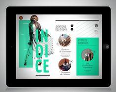 INTI - Mapa de Diseño by E180 Creative Interactive Boutique , via Behance