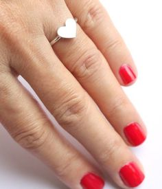 My Love Ring in Sterling Silver | Sumally