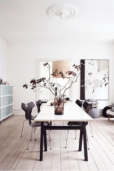 Twiggy & Lou: A beautiful apartment