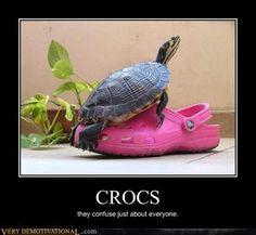 Dump A Day Funny Crocs (21 Pics)