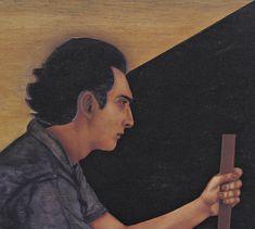 1944-João Camara  João Câmara Filho (João Pessoa, 12 de janeiro de 1944) é um pintor brasileiro. Atualmente, reside e trabalha em Olinda, em Pernambuco. Auto retrato