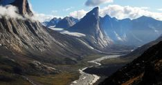 They're real and they're spectacular. This is Mount Thor on Baffin Island in Nunavut, Canada  (Nestor Lewyckyj)