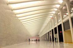 Santiago Calatrava's Path Station @ WTC