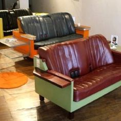 great use of old car seats