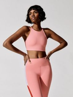 Claudia Techflex Bra Workout Attire, Sports Leggings, Workout Tops, Fitness Outfits, Bra, Crop Tops, Stylish, Pilates, Clothes