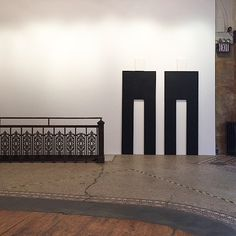 """Joe Bradley """"Untitled (Diptych)"""", 2007 """"First Show Last Show"""" Display, Space, Instagram Posts, Home Decor, Floor Space, Floor Space, Decoration Home, Billboard, Room Decor"""