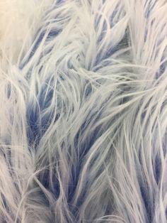 Super Luxury Faux Fur Fabric Material SUPERIOR BENGAL FOX