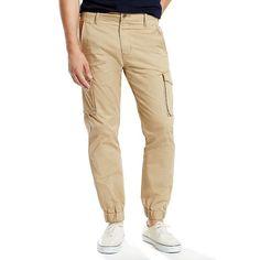 Men's Levi's® Cargo Jogger Pants, Size: 34X34, Brown Oth