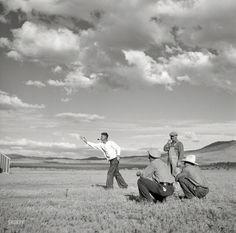 Madras, Oregon 1936 Photo by ArthurRothstein