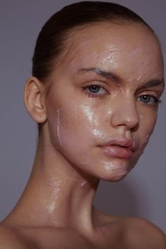 photography HADI MOURAD make-up MORGAN LEIGH model FREDERIQUE AT DULCEDO MODELS