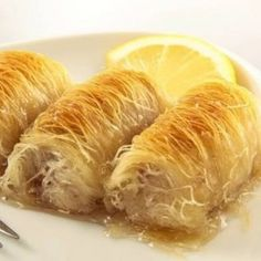 The 10 desserts you need to try in Greece that aren't baklava Greek Sweets, Greek Desserts, Greek Recipes, Desert Recipes, Gourmet Recipes, Cooking Recipes, Turkish Sweets, Bosnian Recipes, Bosnian Food