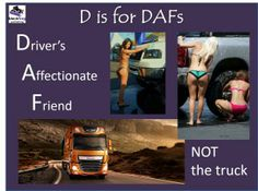 While on tour you may overhear the term 'DAF' mentioned when the crew are talking. It stands for Driver's Affectionate Friend. Well, that is the polite terminology; there is a much cruder one you can probably hazard a guess at. #overlanding #grouptravel